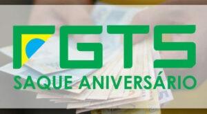 Saque aniversário do FGTS