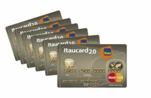 cartão Itaucard