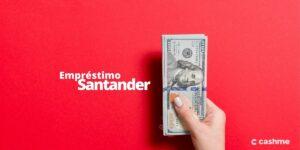 Empréstimo banco Santander